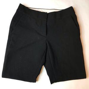 LOFT - Women's sz 4- Julie Fit Skinny Pants Black